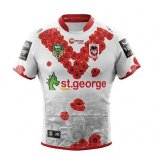 St George Illawarra Dragons Rugby Jersey 2018-19 Conmemorative