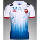 France 7s Rugby Jersey 2016-17 Home