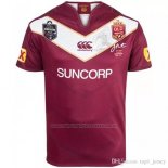 Queensland Maroons Rugby Jersey 2017-18 Home