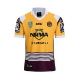 Brisbane Broncos Rugby Jersey 2018-19 Commemorative