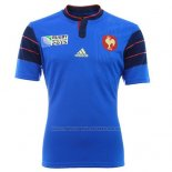 France Rugby Jersey 2015-16 Home