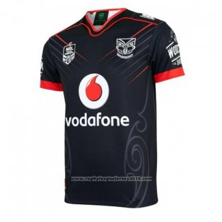 Jersey New Zealand Warriors Rugby 2018 Home