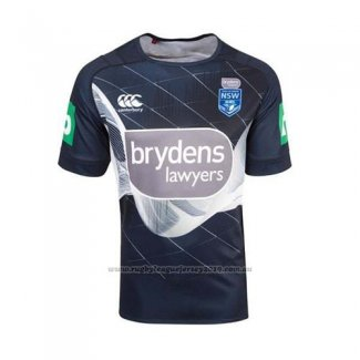 NSW Blues Rugby Jersey 2018-19 Training