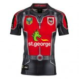 St George Illawarra Dragons Ant Man Marvel Rugby Jersey 2017 Gray