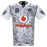 New Zealand Warriors 9s Rugby Jersey 2016 Home