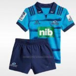 Kid's Kits Blues Rugby Jersey 2018-19 Home
