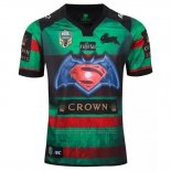 South Sydney Rabbitohs Rugby Jersey 2016 Superman Vs Batman