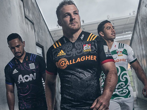 Chiefs Rugby League Jersey 2018 2019