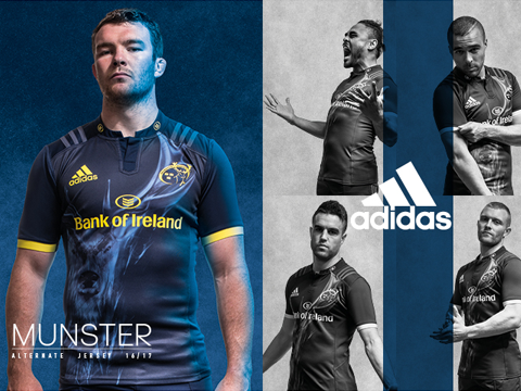 Munster Rugby League Jersey 2018 2019