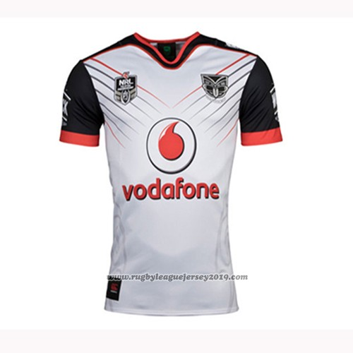 New Zealand Warriors Rugby Jersey 2018-19 Home