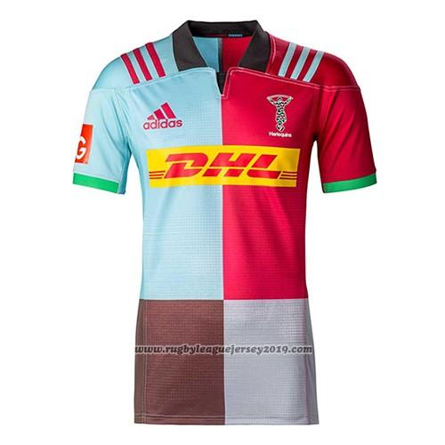 eda36ef5eb4 Harlequins Rugby Jersey 2018 Home - wholesale Harlequins rugby ...