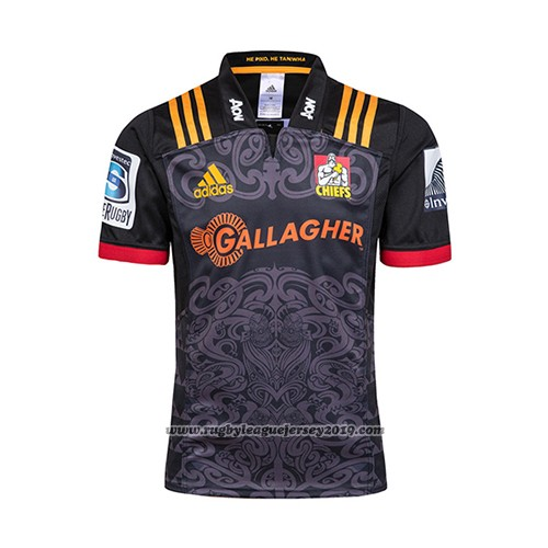 Chiefs Rugby Jersey 2018-19 Home