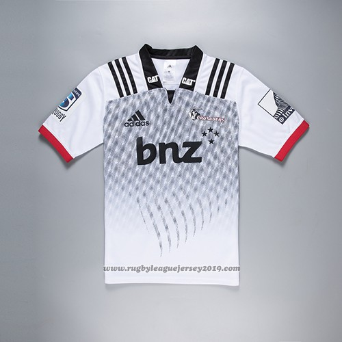 b46879a9a04 Crusaders Rugby Jersey 2018-19 Away - wholesale Crusader rugby ...