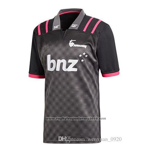 Crusaders Rugby Jersey 2018-19 Training