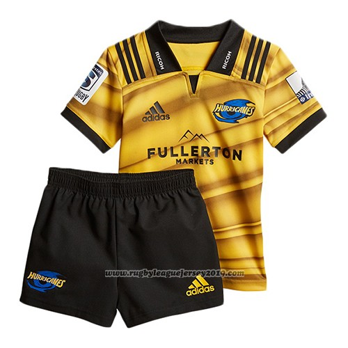f43cb98a808 Kid's Kits Hurricanes Rugby Jersey 2018 Home - wholesale Hurricanes ...